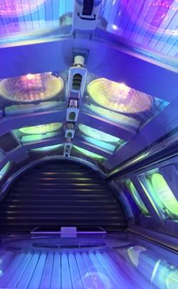 machine UV haute pression